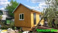 Дачный дом 4х6 - Уральская дача
