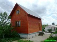 Дачный Дом 5x6 - Уральская дача